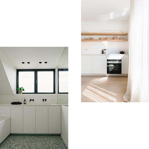 Badkamer renovatie - Adriaensens Bouwonderneming